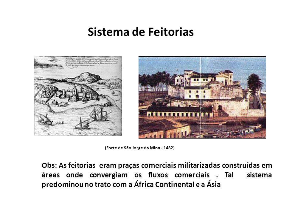 (Forte de São Jorge da Mina - 1482)