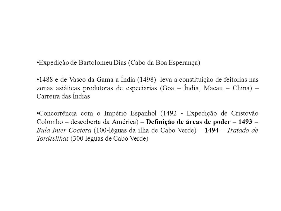 Expedição de Bartolomeu Dias (Cabo da Boa Esperança)