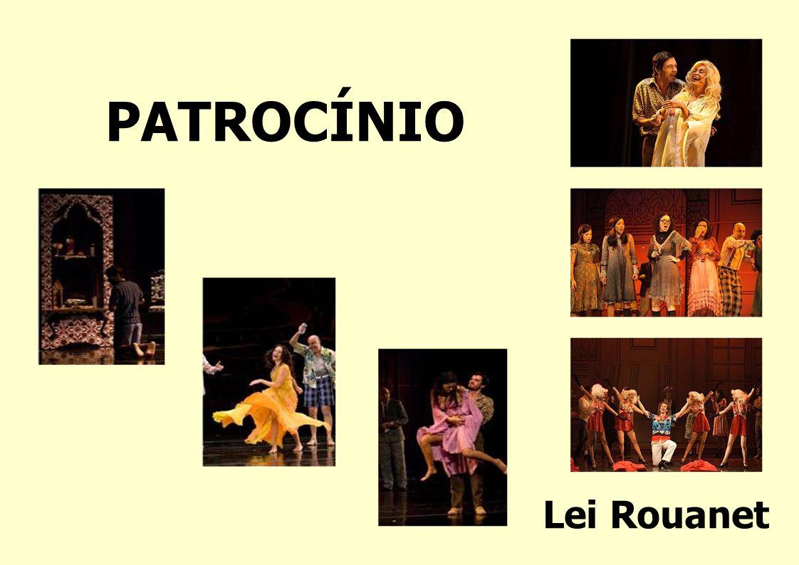 PATROCÍNIO Lei Rouanet 18