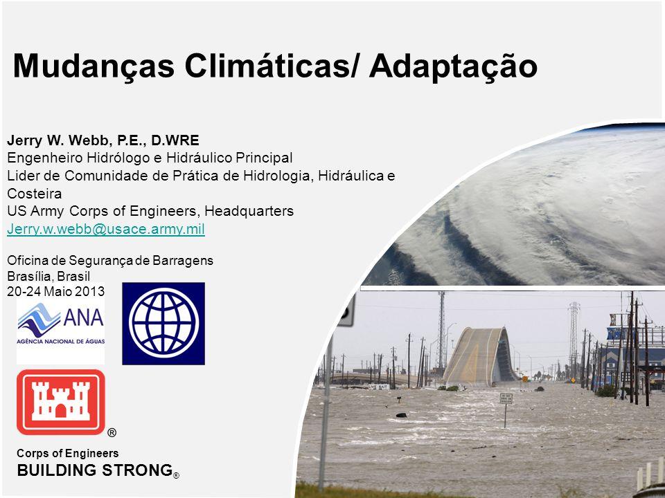 Mudanças Climáticas/ Adaptação