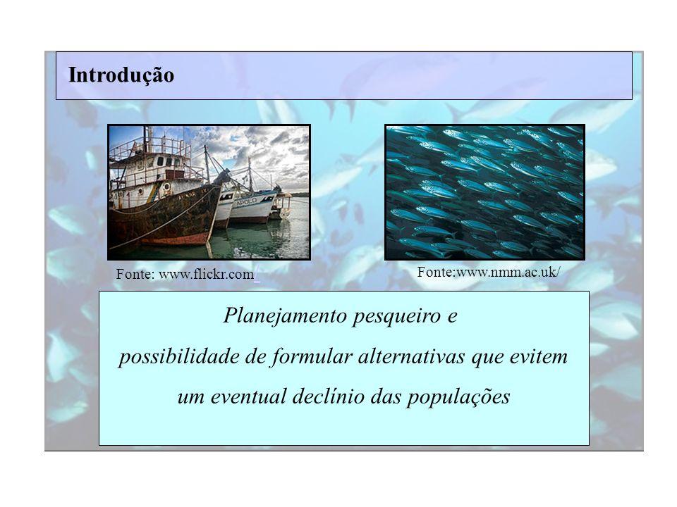Planejamento pesqueiro e