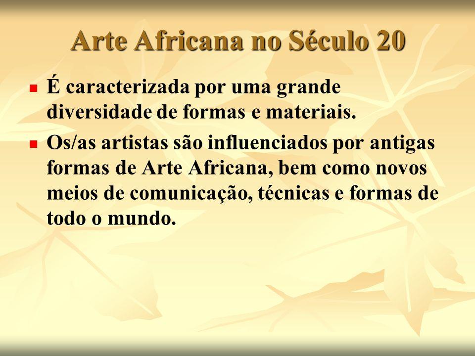 Arte Africana no Século 20