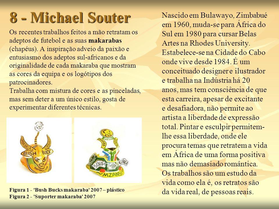 8 - Michael Souter
