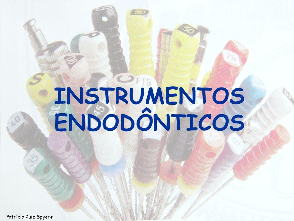 INSTRUMENTOS ENDODÔNTICOS