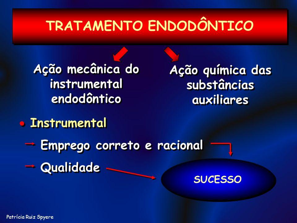 TRATAMENTO ENDODÔNTICO