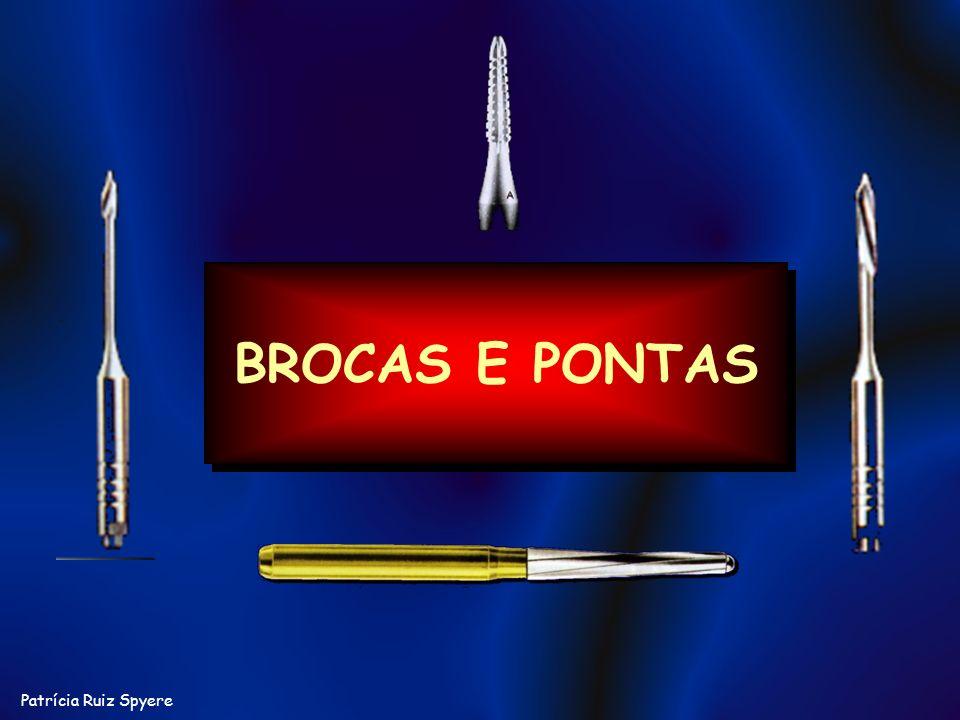 BROCAS E PONTAS