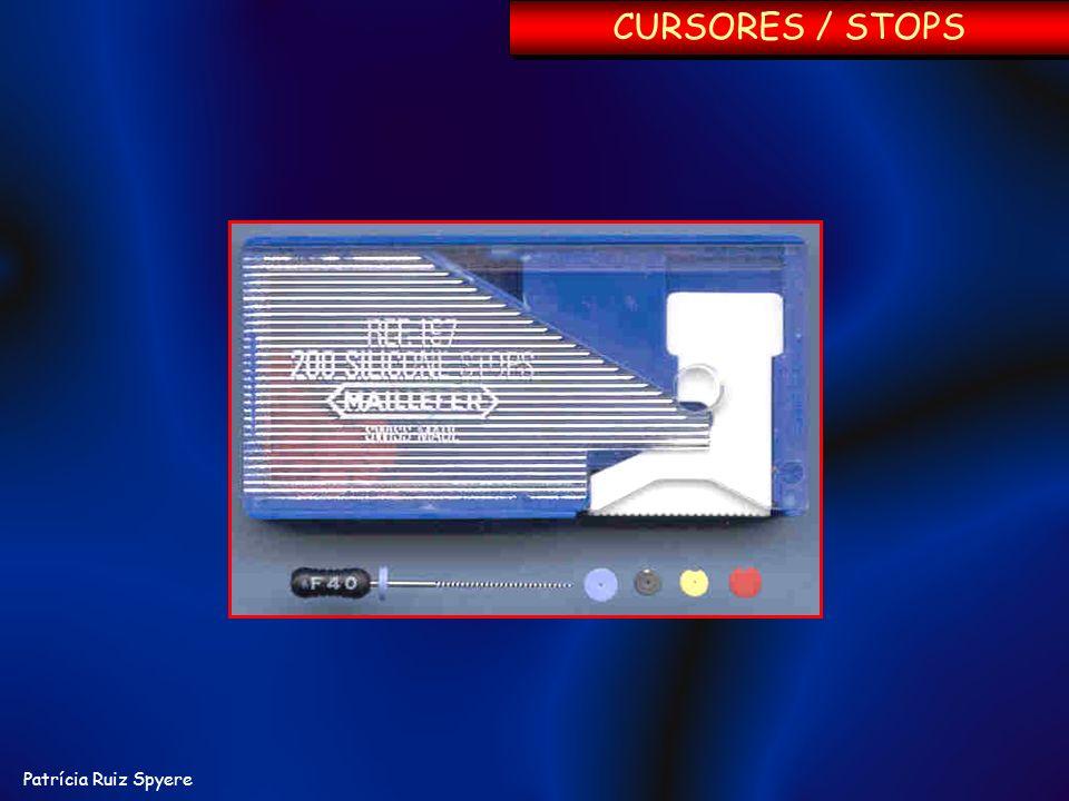 CURSORES / STOPS