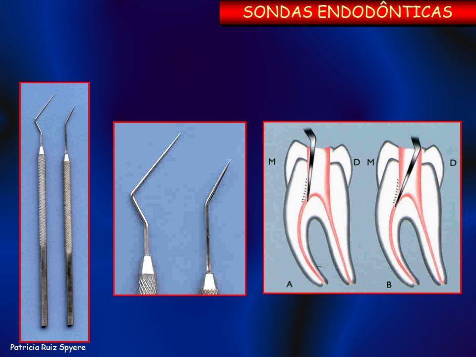 SONDAS ENDODÔNTICAS