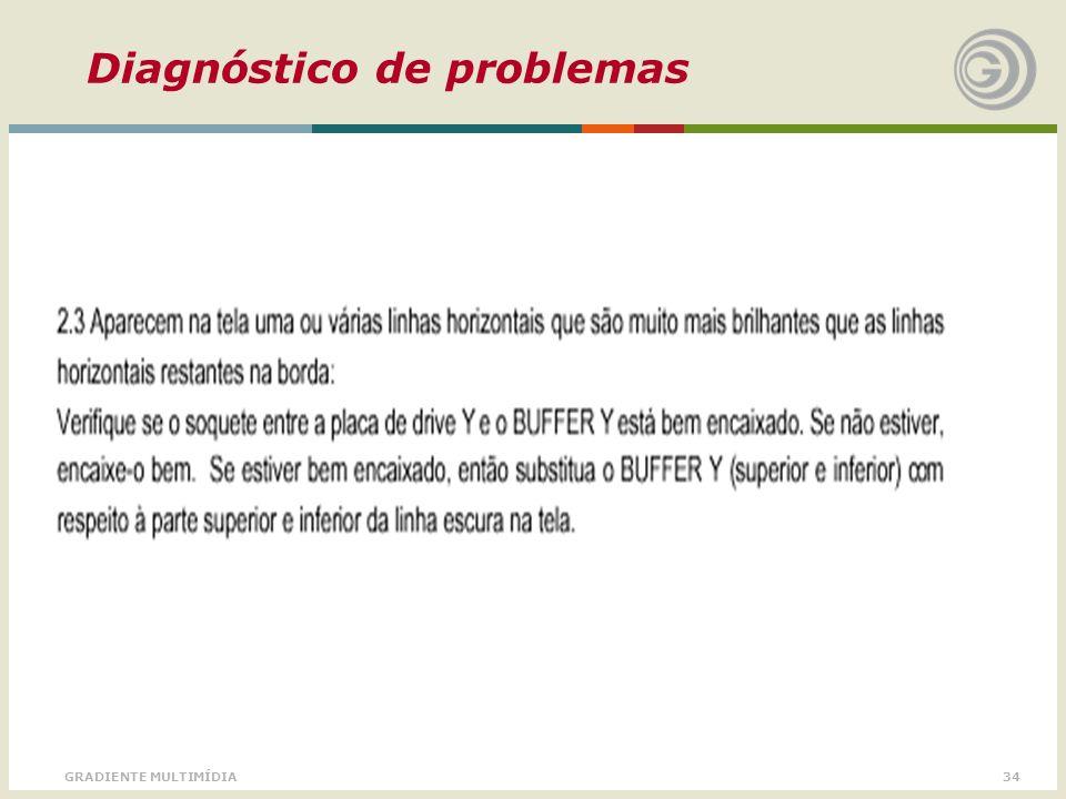 Diagnóstico de problemas