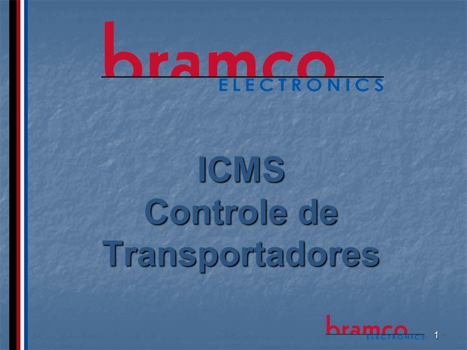 ICMS Controle de Transportadores