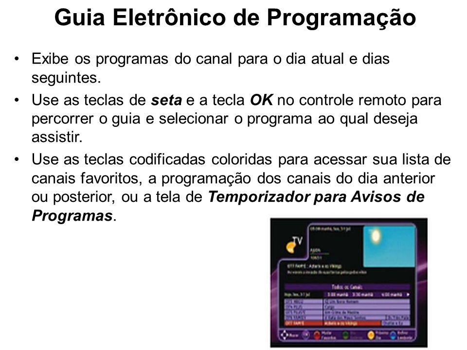 Guia Eletrônico de Programação
