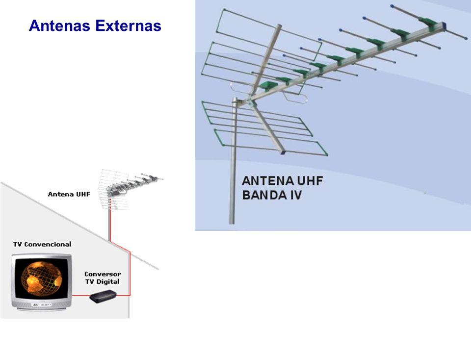 Antenas Externas