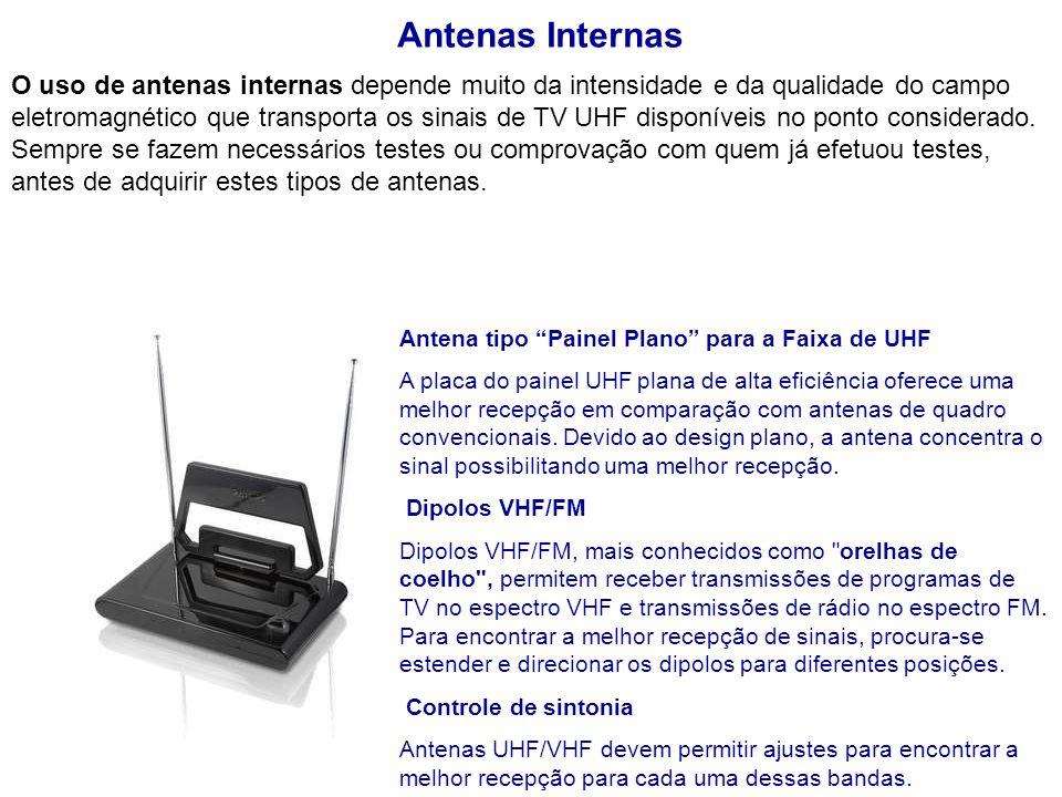 Antenas Internas