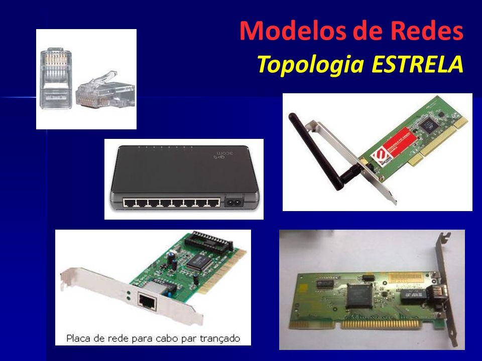 Modelos de Redes Topologia ESTRELA 46