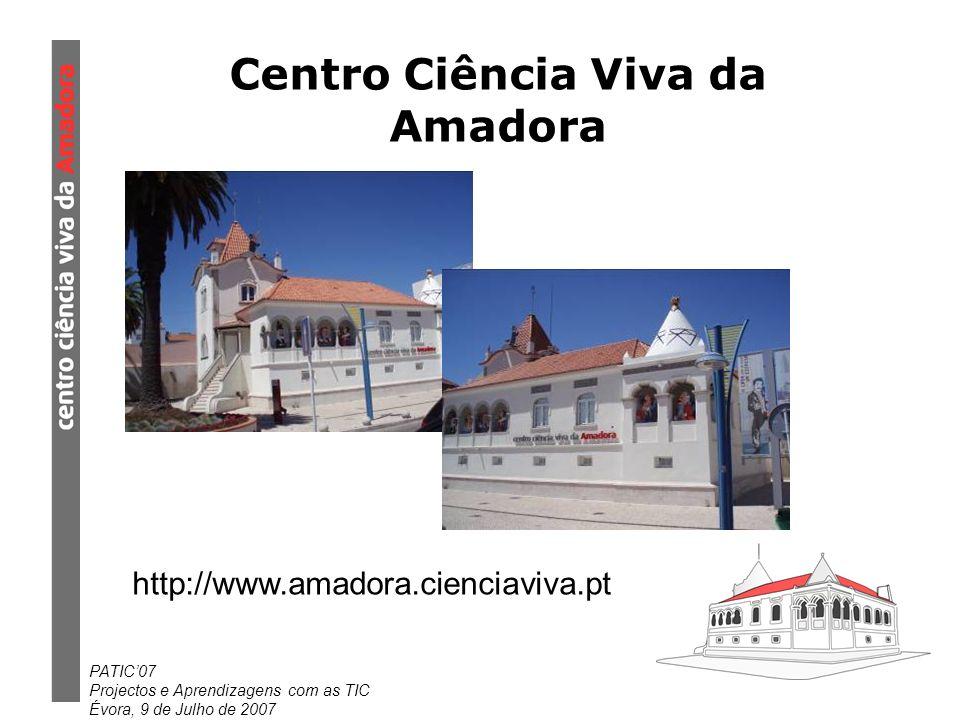 Centro Ciência Viva da Amadora