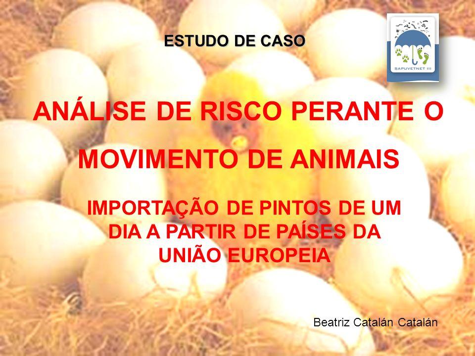 El Lince Ibérico ANÁLISE DE RISCO PERANTE O MOVIMENTO DE ANIMAIS