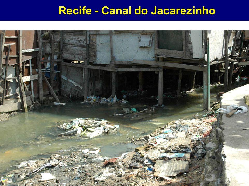 Recife - Canal do Jacarezinho