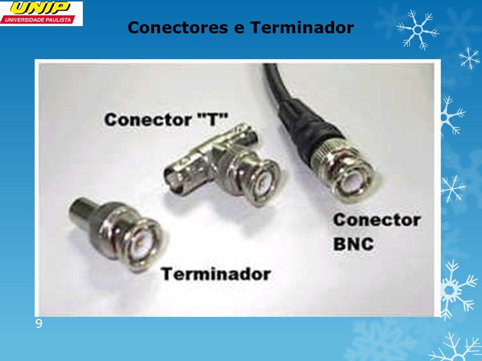 Conectores e Terminador