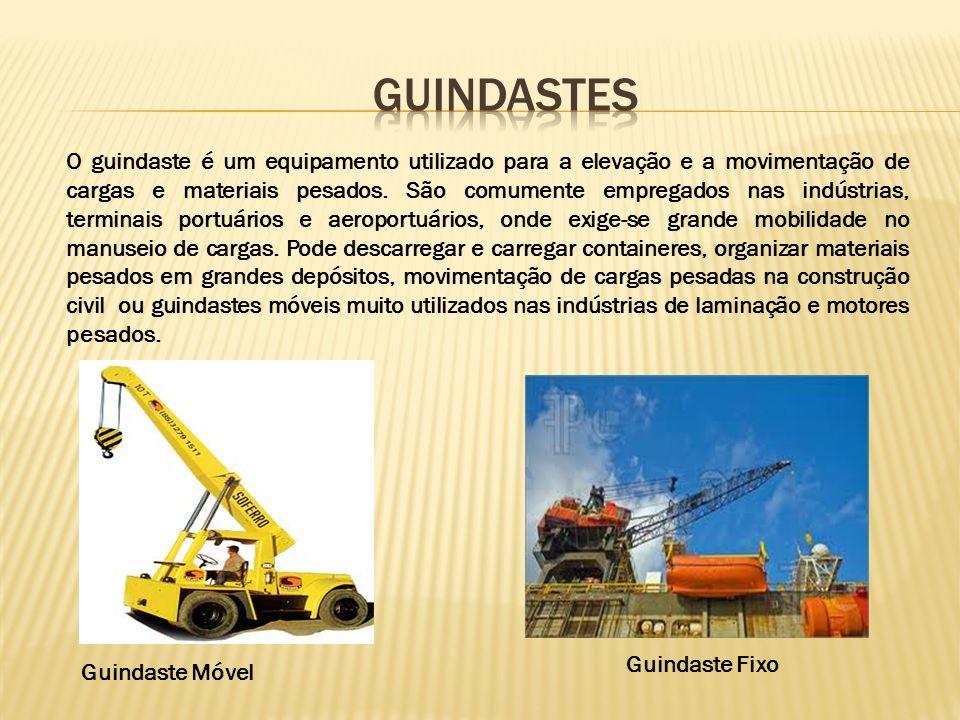GUINDASTES