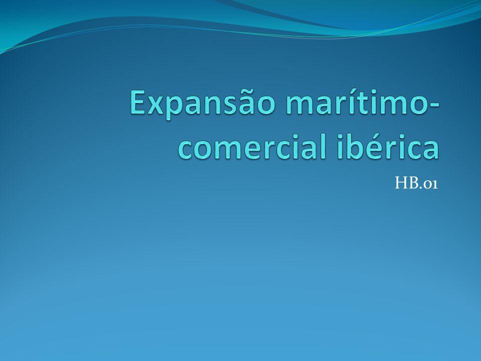 Expansão marítimo-comercial ibérica