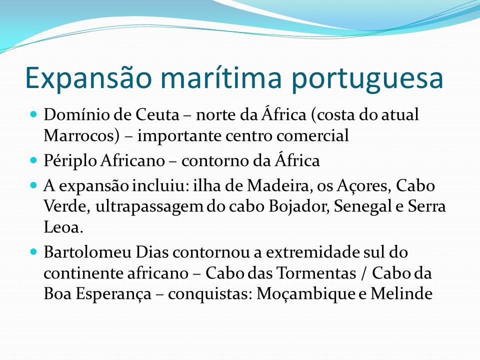 Expansão marítima portuguesa