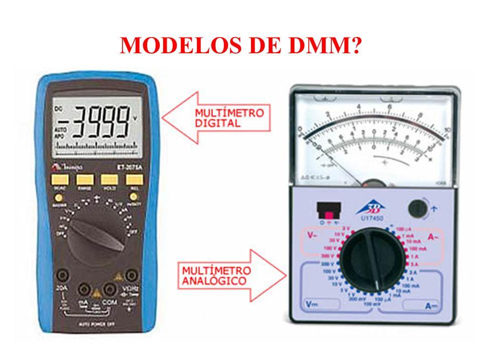 MODELOS DE DMM