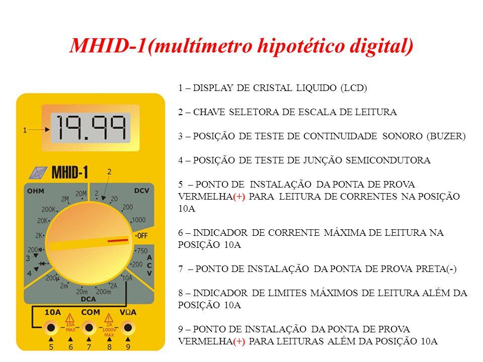 MHID-1(multímetro hipotético digital)