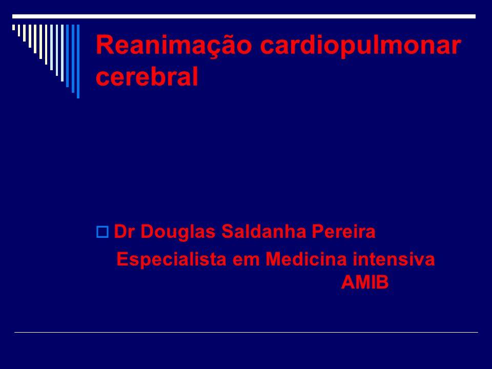 Reanimação cardiopulmonar cerebral