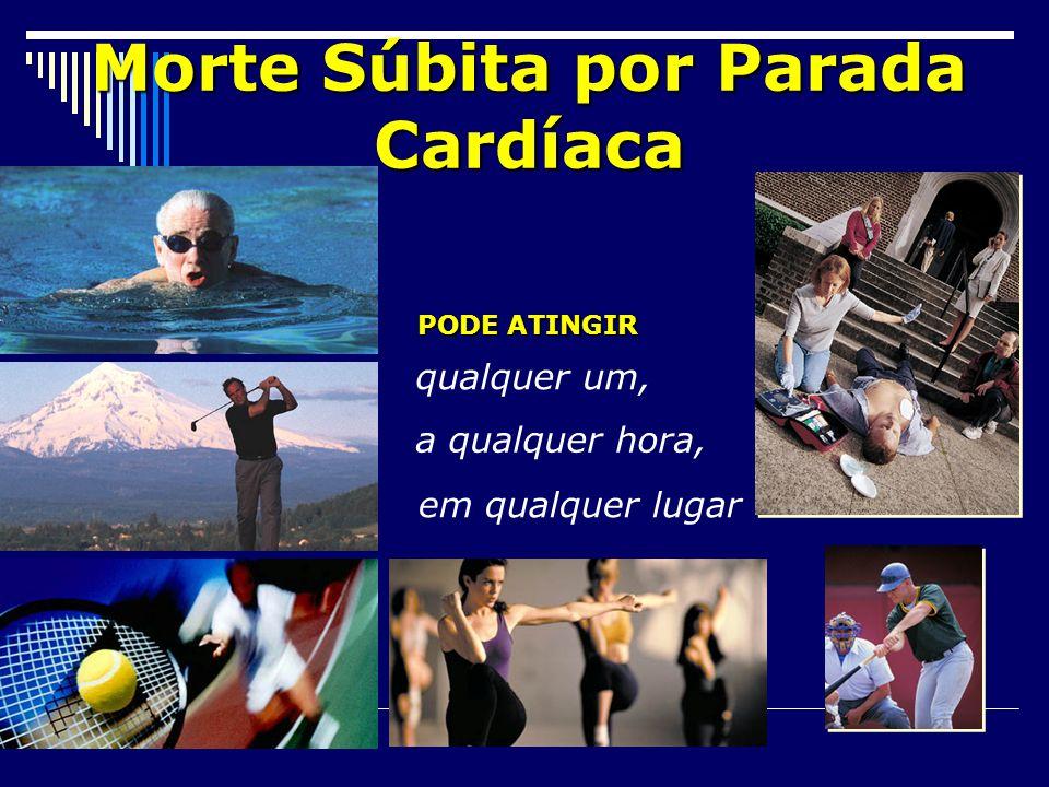 Morte Súbita por Parada Cardíaca