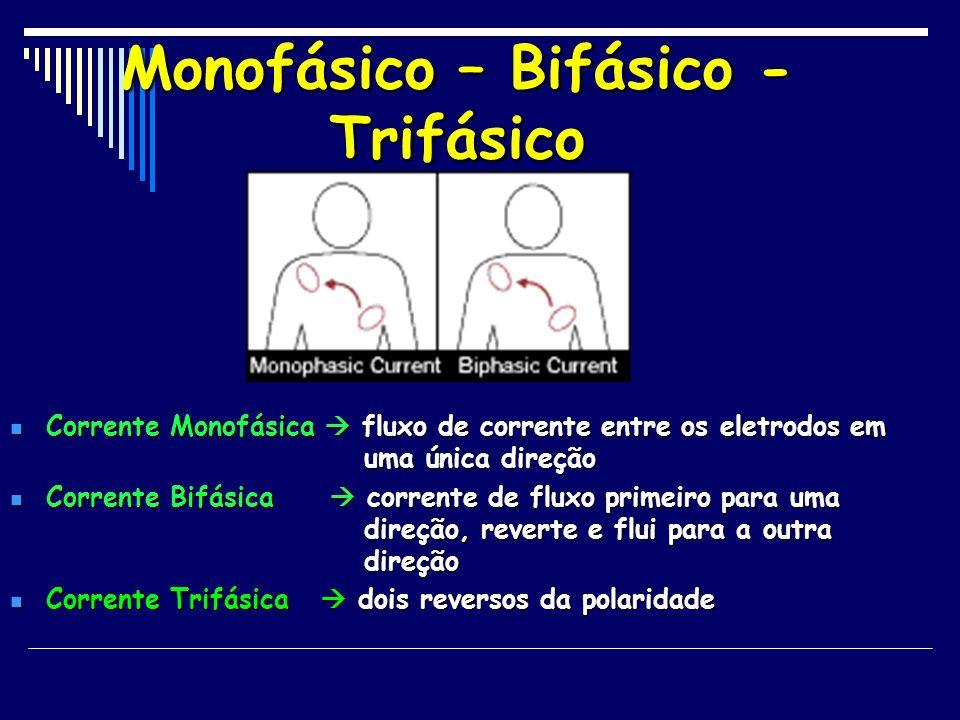 Monofásico – Bifásico - Trifásico
