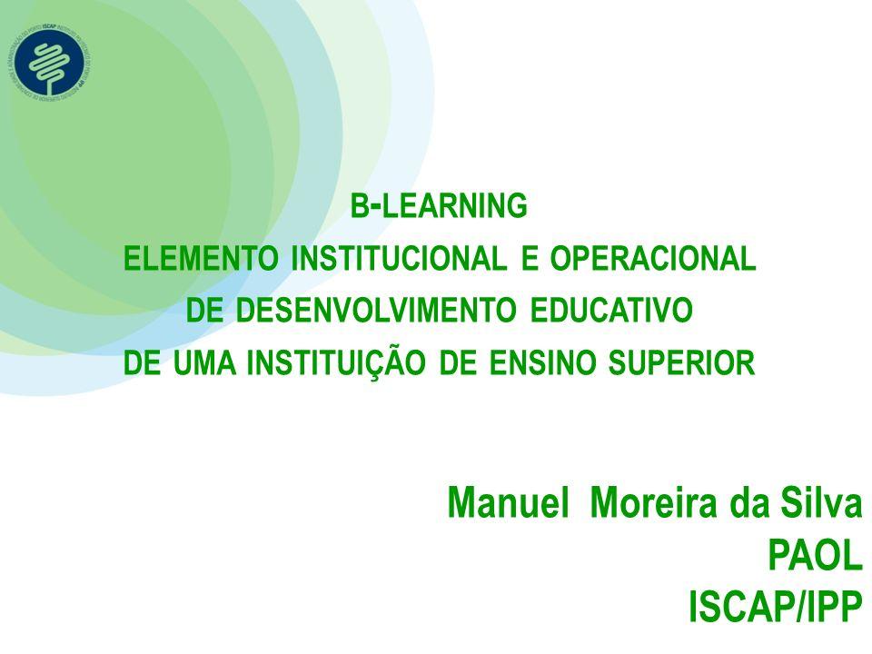 elemento institucional e operacional