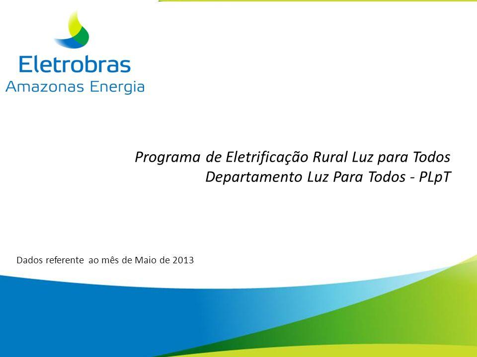 Programa de Eletrificação Rural Luz para Todos