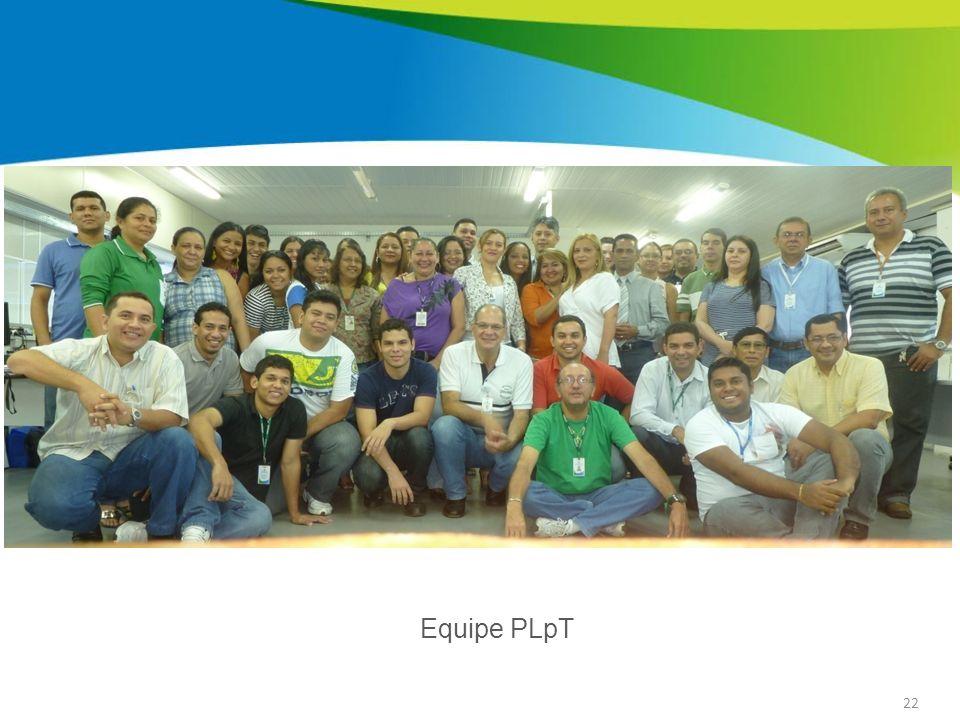 Equipe PLpT
