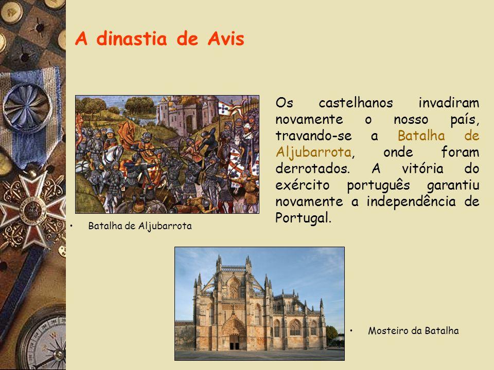 A dinastia de Avis