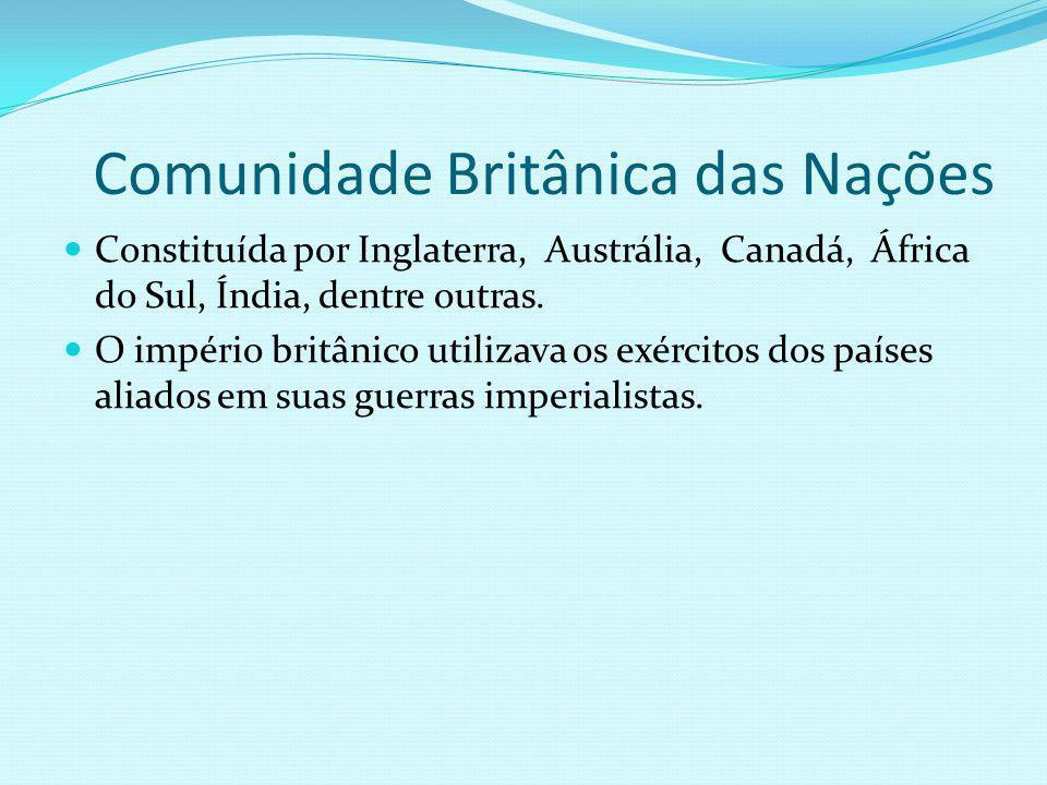 Comunidade Britânica das Nações