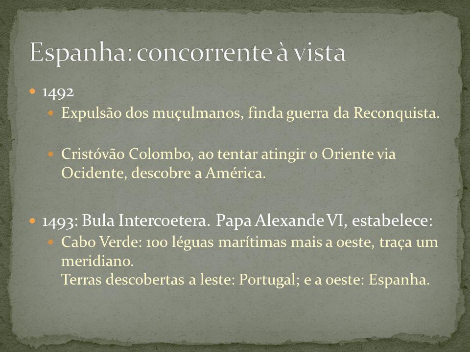 Espanha: concorrente à vista