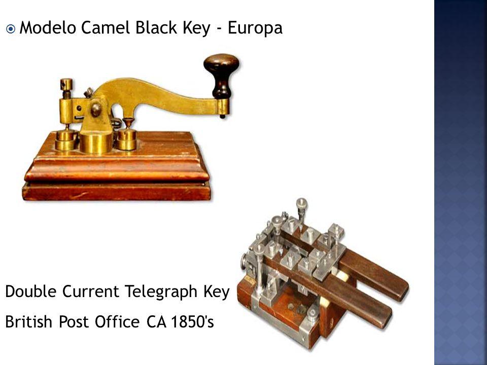 Modelo Camel Black Key - Europa