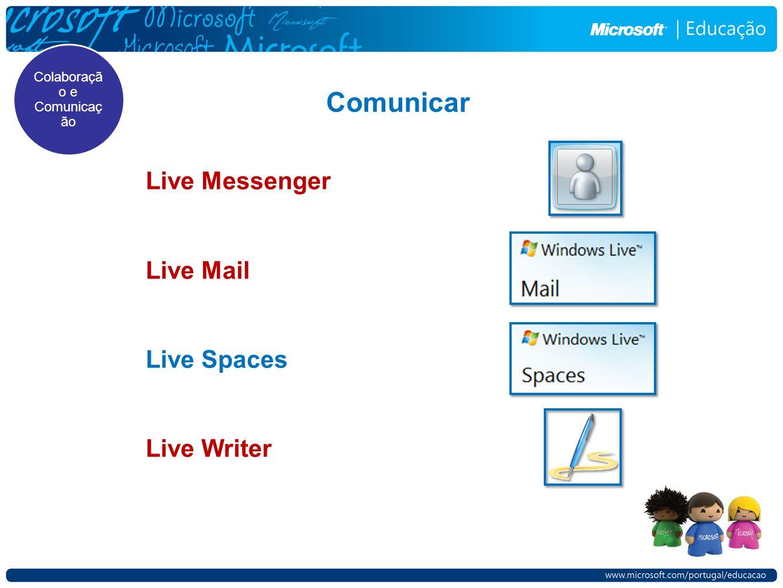 Colaboração e Comunicação