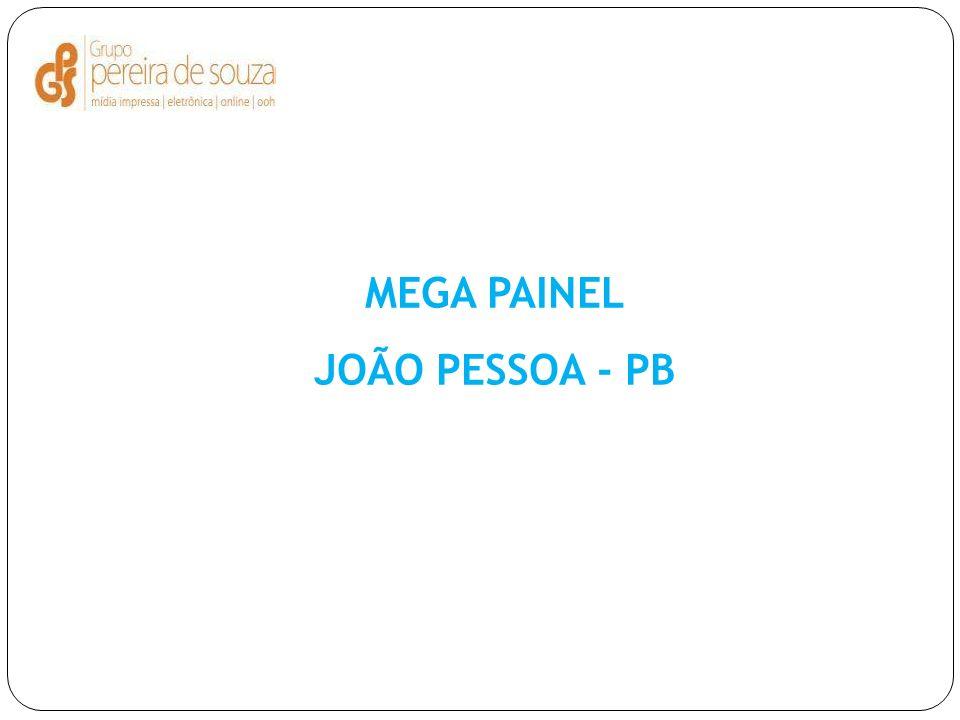MEGA PAINEL JOÃO PESSOA - PB
