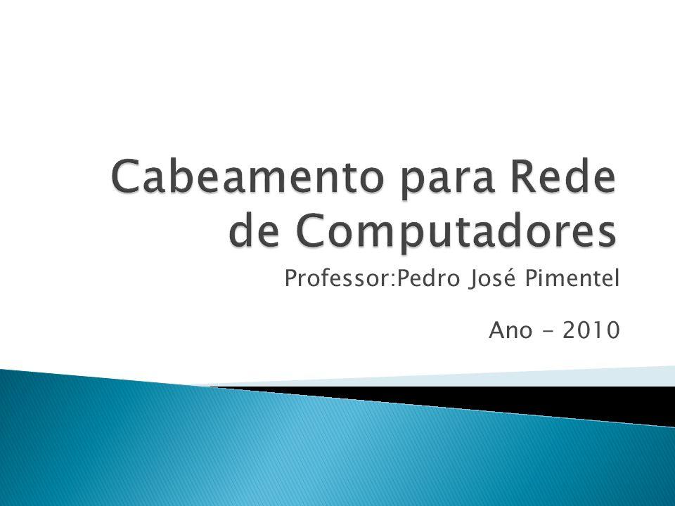 Cabeamento para Rede de Computadores