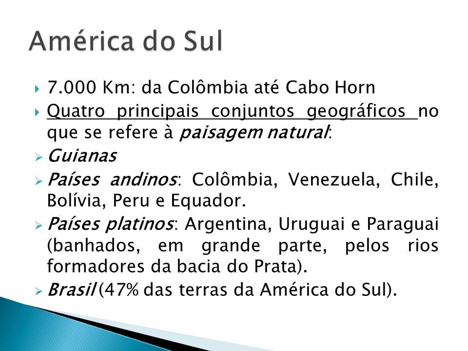 América do Sul 7.000 Km: da Colômbia até Cabo Horn