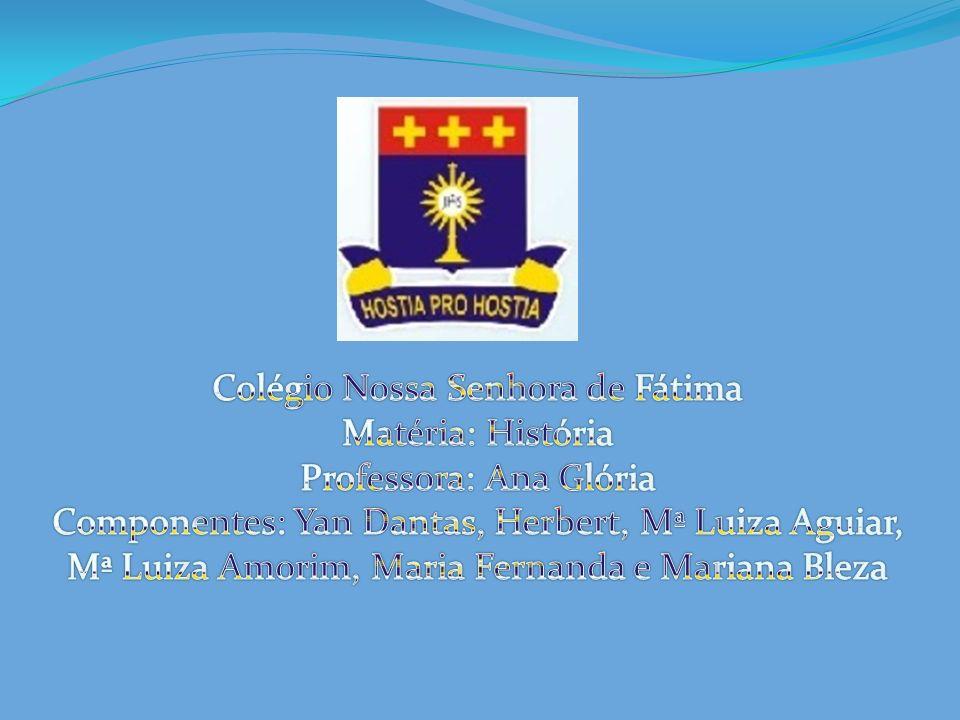 Colégio Nossa Senhora de Fátima Matéria: História