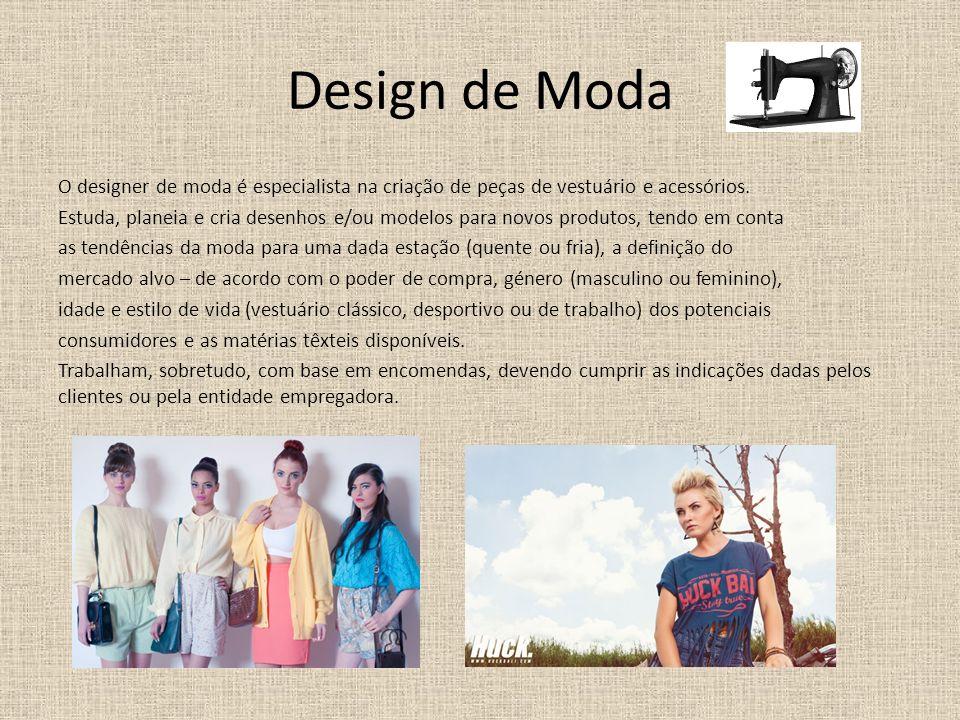 Design de Moda