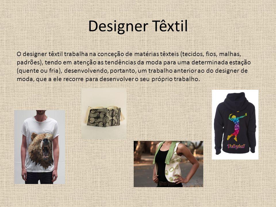 Designer Têxtil