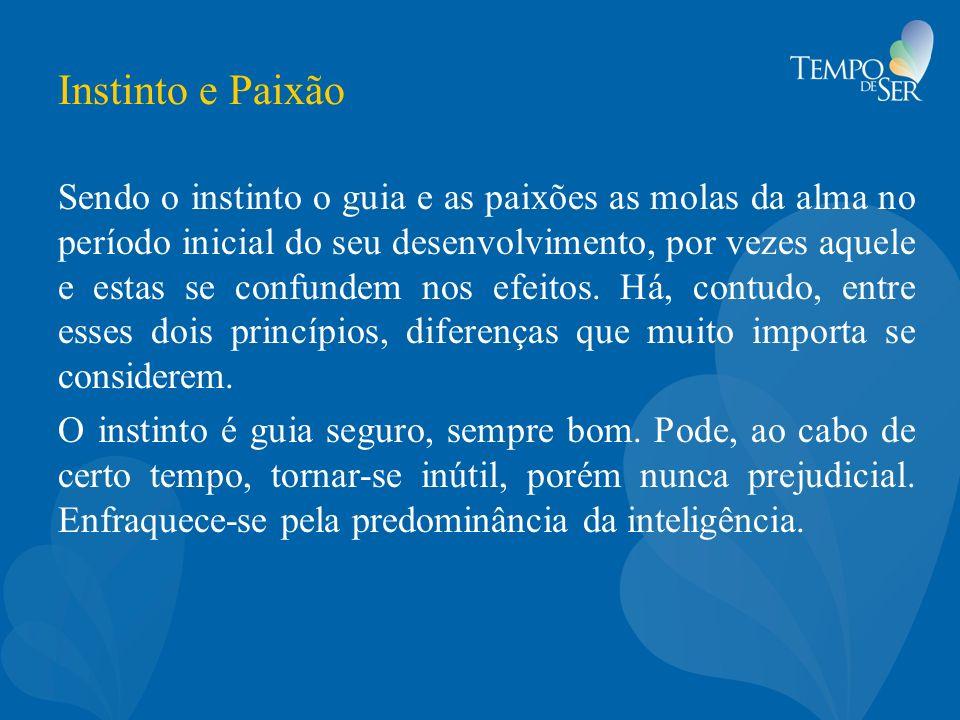 Instinto e Paixão