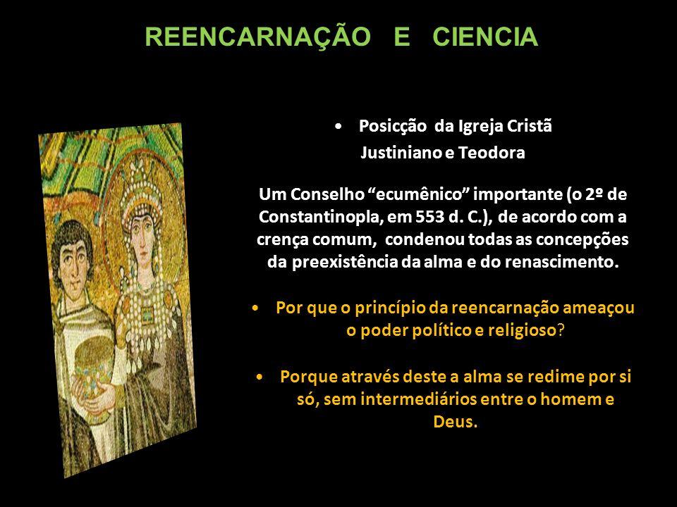 REENCARNAÇÃO E CIENCIA Posicção da Igreja Cristã