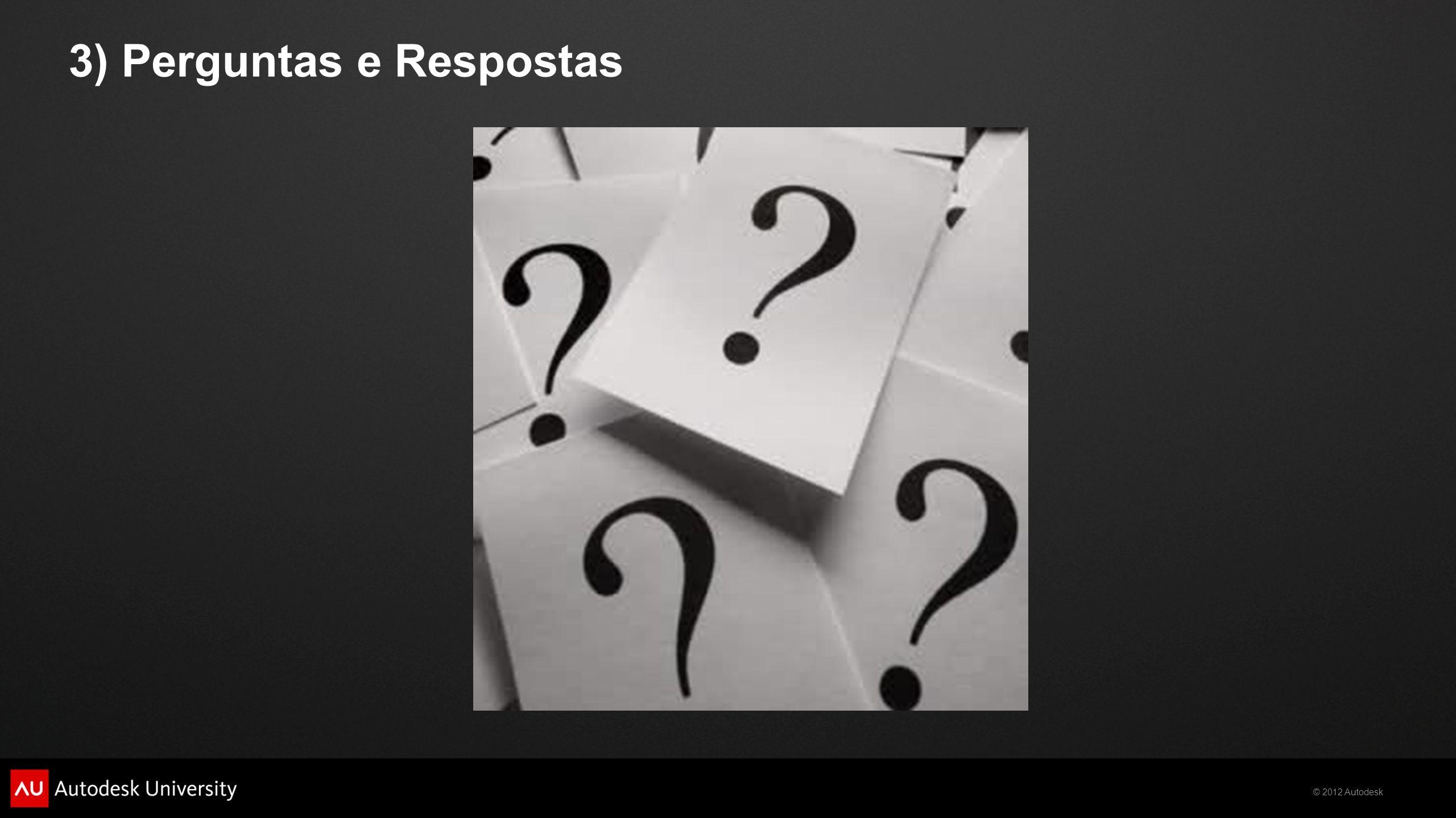 3) Perguntas e Respostas