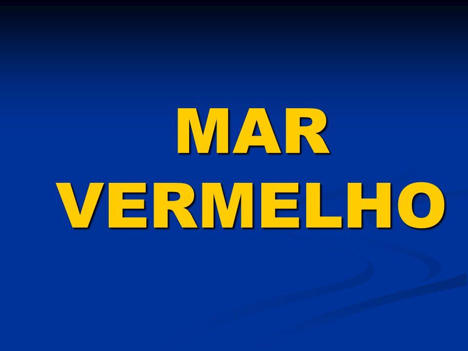 MAR VERMELHO