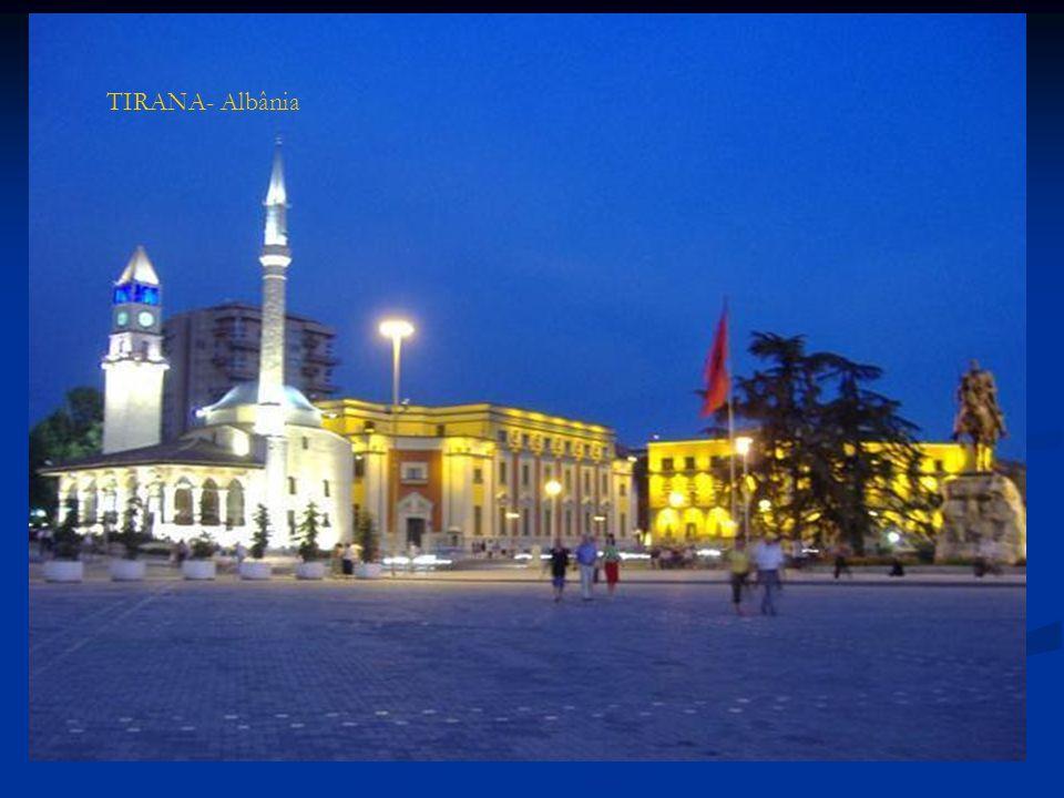 TIRANA- Albânia