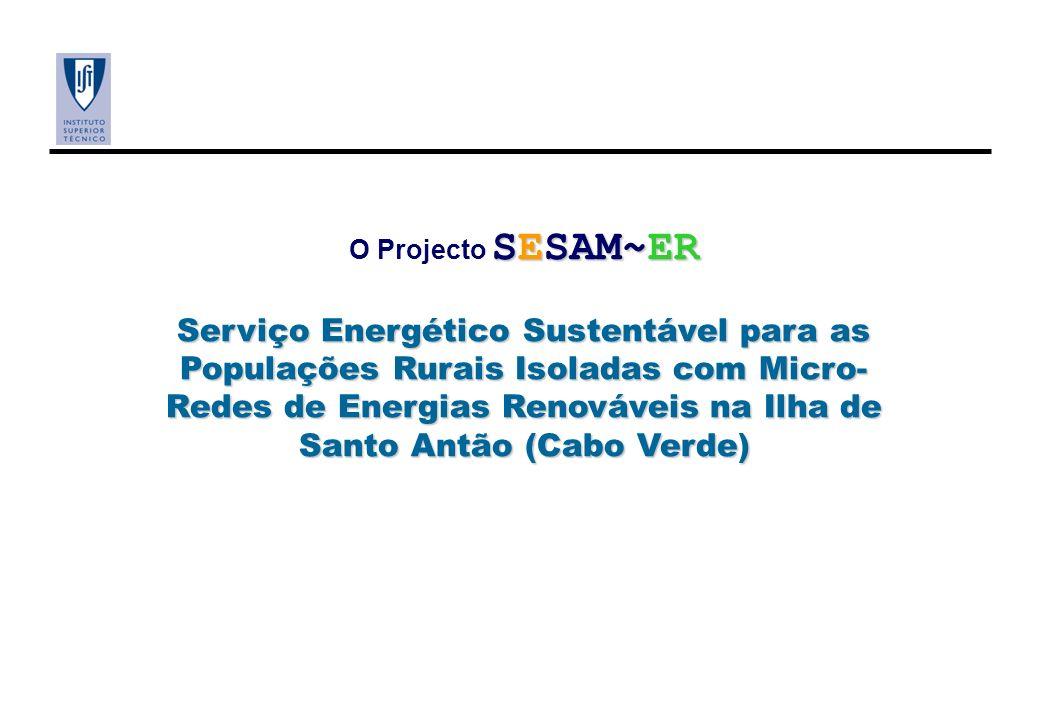 O Projecto SESAM~ER